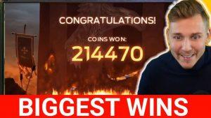 BIG WIN IN ONLINE CASINO spintwix & casino daddy DESTROYS slot  legacy of dead