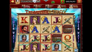 MBS Casino Treasures of Troy Super Big Win with Free Spins 100 pandas ,  100 Wolf r