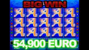 Nàng tiên cá Gold slot mega thắng 54,900 EUROS