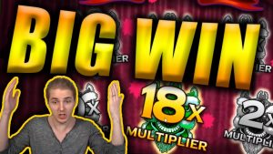 BIG WIN on PEKING LUCK Slot