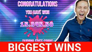 Biggest casino wins #9 Casino daddy jammin jars BIG WIN & Slot Machine