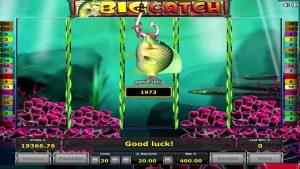 Big Catch Slot MEGA WIN - 39000 EURO!
