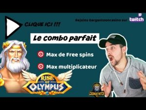 😍 Super Big Win Rise Of Olympus Max Spin Max Multiplier Casino Slot Online 😍