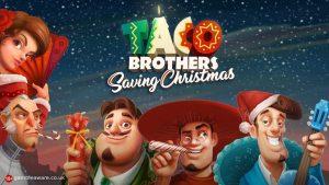 ♠ ️ Taco brāļi Ziemassvētkus taupot