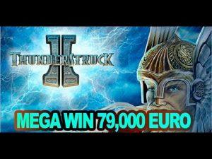 MEGA CHIẾN THẮNG 79,000 € trong THUNDERS XE TẢI 2 sòng bạc