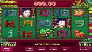 Lucky coin SUPER WIN –  124,700 eur!