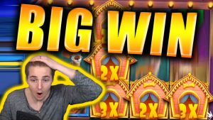 BIG WIN on THE DOG HOUSE Slot