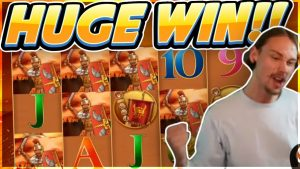 HUGE WIN! Roman Legion Big win – Casino games from Casinodaddy Live Stream