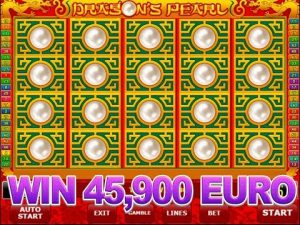 Dragons pearl casino slot win – 45,900 euro!