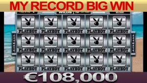 **MY RECORD BIG WIN** in Play Boy Casino slot by Mircrogaming Provider! IT IS AaaMAzzZING!!!