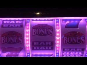 Max Bet Ruby bonus big win! Chuckchansi Casino.