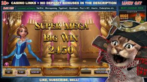 Beauty and the Beast (Yggdrasil) Slot +27 325€ – SUPER MEGA BIG WIN – BIG BET 250€