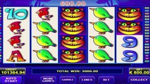 BIG WIN with Tweety birds online casino slot  – 134700
