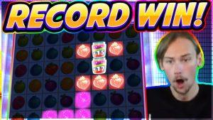 HUGE WIN! Jammin Jars Big win – Casino games from Casinodaddy Live Stream