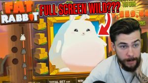 ClassyBeef Insane Win on Fat Rabbit slot – TOP 5 Biggest wins of the week