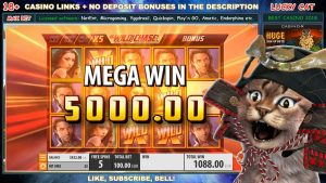 SUPER BIG WIN ONLINE SLOT MACHINE – The Wild Chase (Quickspin) – MAX BET 100€