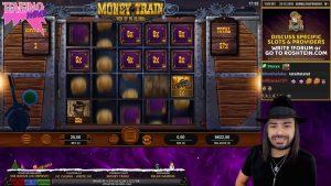 Money Train & Jammin Jars Insane 30.000€ Mega Big Wins | Roshtein LIVE