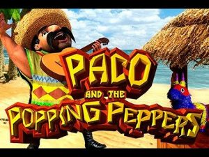 ♠ ️ Paco And The Popping Peppers