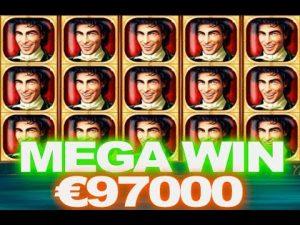 Casinova Slot GROSSER GEWINN € 90700