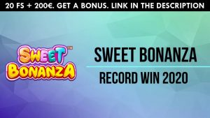 SWEET BONANZA SLOT. BIG WIN.  SWEET BONANZA ONLINE CASINO
