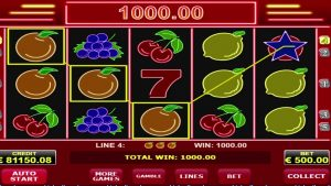 "Amatic slot big win – ""HOT neon"" EUR 168,600"