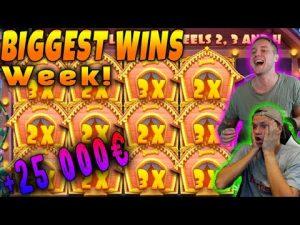 今週のトップ5最大の勝利! フルワイルド! CasinoDaddy! オンラインカジノ#2
