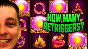 HUGE WIN ON MADAME DESTINY SLOT at online casino