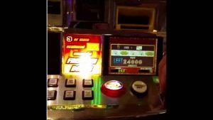 President Slot – HANDPAY BIG WIN  5cents – PARX Casino