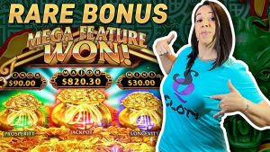 🌈 ABSOLUTELY UNBELIEVABLE 🍀 EXTREMELY RARE BONUS AND HUGE WIN 💥