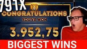 Streamers Biggest Wins #6 DASKELELELE HUGE WIN 4000€