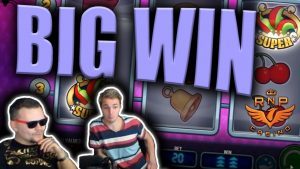 Big Win on Mystery Joker 6000 Slot – Casino Stream Big Wins