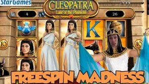 Online Slot – Cleopatra Big Win and LIVE CASINO GAMES (Casino Slots)