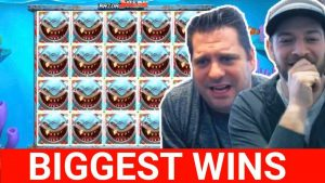 Streamers Biggest Wins # 7 HUGE WIN RAZOR SHARK daskelelele, jjcasino, մրգային պտուտակներ