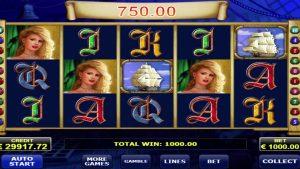 Online slot – Admiral Nelson MEGA WIN 170600 Euros!
