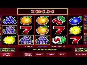 """Super Meunang dina slot kasino onine - """"paburencay panas"""" € 114,000"""