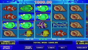 Wild shark super slot win –  €177,100