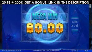 Razor Shark Slot. Casino Online. Big Win