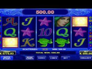 Ramin Mermaids Gold slot BIG nasara - 63000 EURO!
