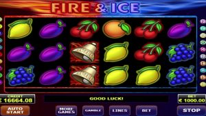 Fire and ice AMATIC SLOT mega win –  €36,900