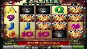 Голяма печалба на Gorilla super game - € 75 000 Моят абсолютен рекорд