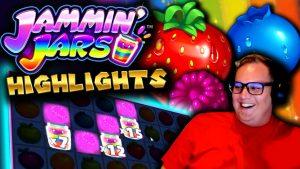 High Stakes MEGA BIG WINS on Jammin' Jars!