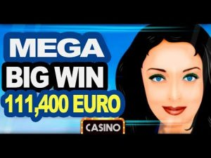 lovely lady SUPER big win 111,400 Euro!