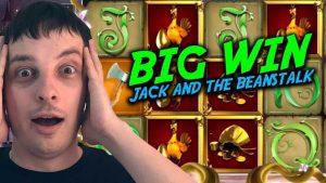 JACK AND THE BEANSTALK SLOT GROTE WINST DOOR MRBIGSPIN - NETENT