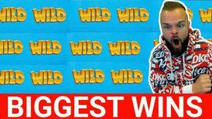 Το μεγαλύτερο καζίνο κερδίζει # 15 αριστοκρατικό βόειο κρέας MEGA WIN σε SLOT χρυσόψαρο και πεπρωμένο κυρία