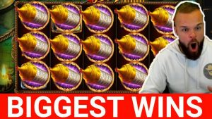 Streamers Biggest Wins #8 classybeef HUGE WIN in Online casino da vinci treasure