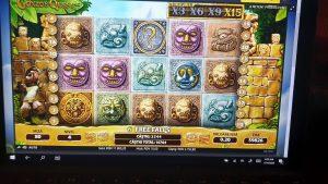 Gonzo's Quest Unibet Casino specială BIG WIN