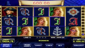 Amatic slot – Admiral Nelson record win – €182,500