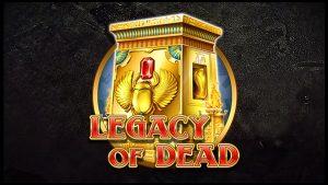LEGACY OF DEAD 💰 TOP BIG WINS