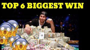 6 اشخاص ابتسم لهم الحظ على المباشر  🤑   biggest win in casino