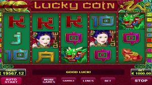 Lucky coin super win – EUR 138,400